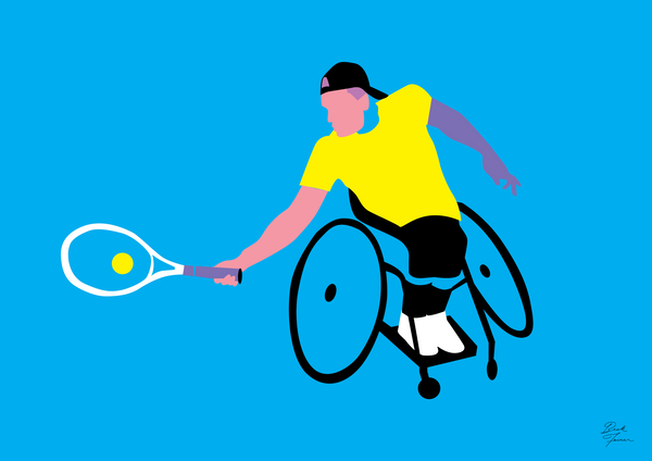 DYLAN ALCOTT - A2 PRINT (FREE DELIVERY)