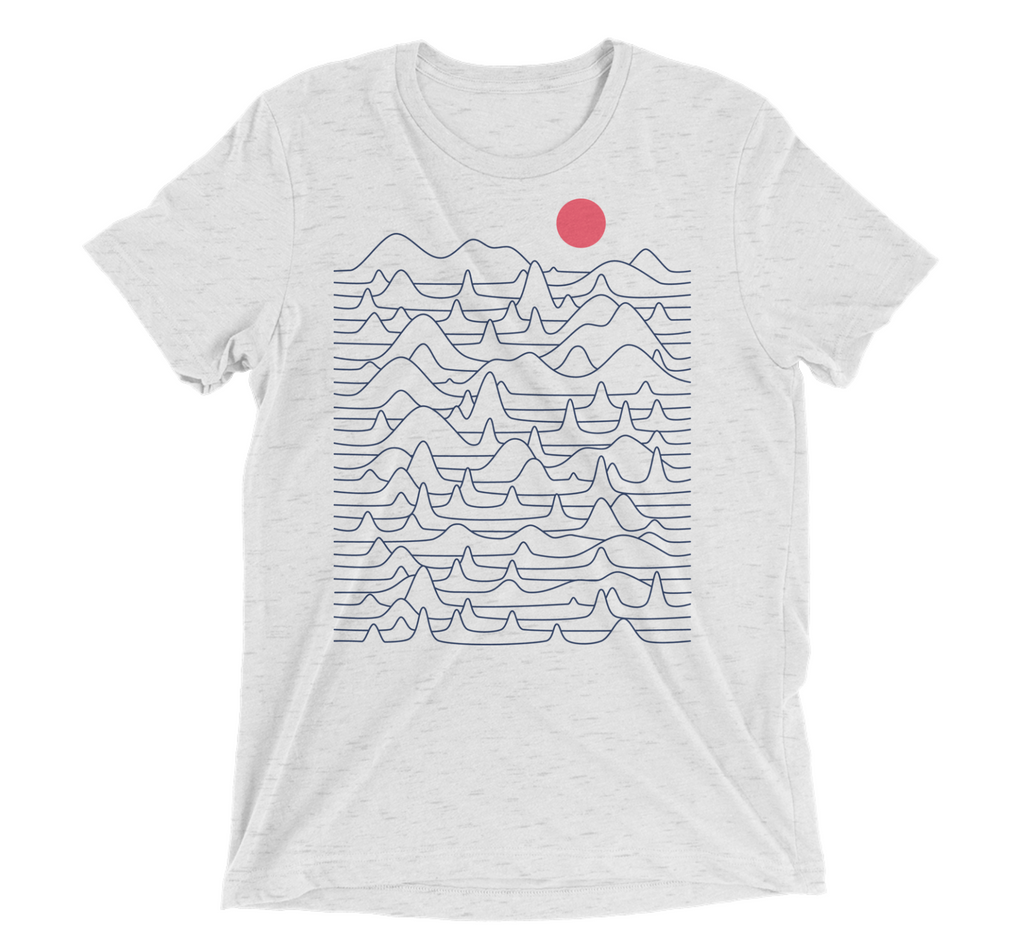 Mountains & Waves