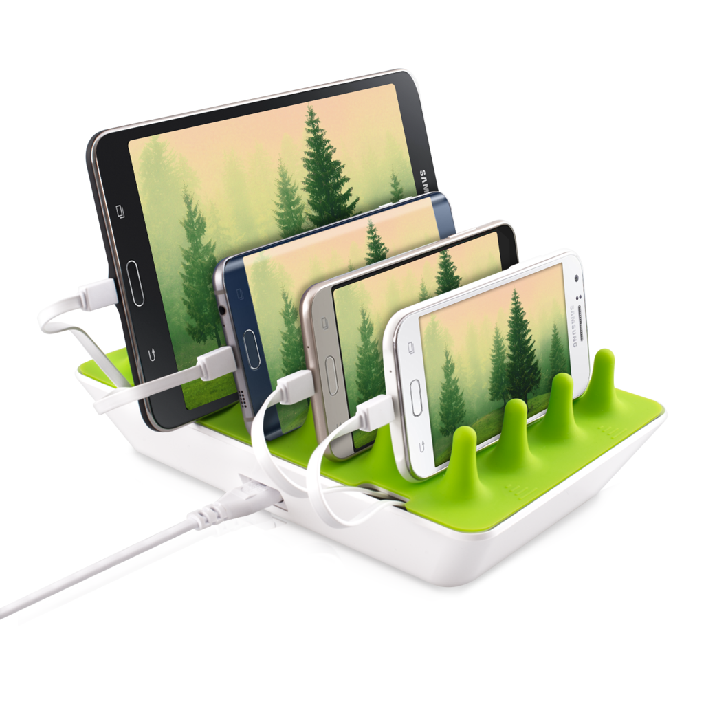 ZENTREE USB 2.0 CHARGING STATION