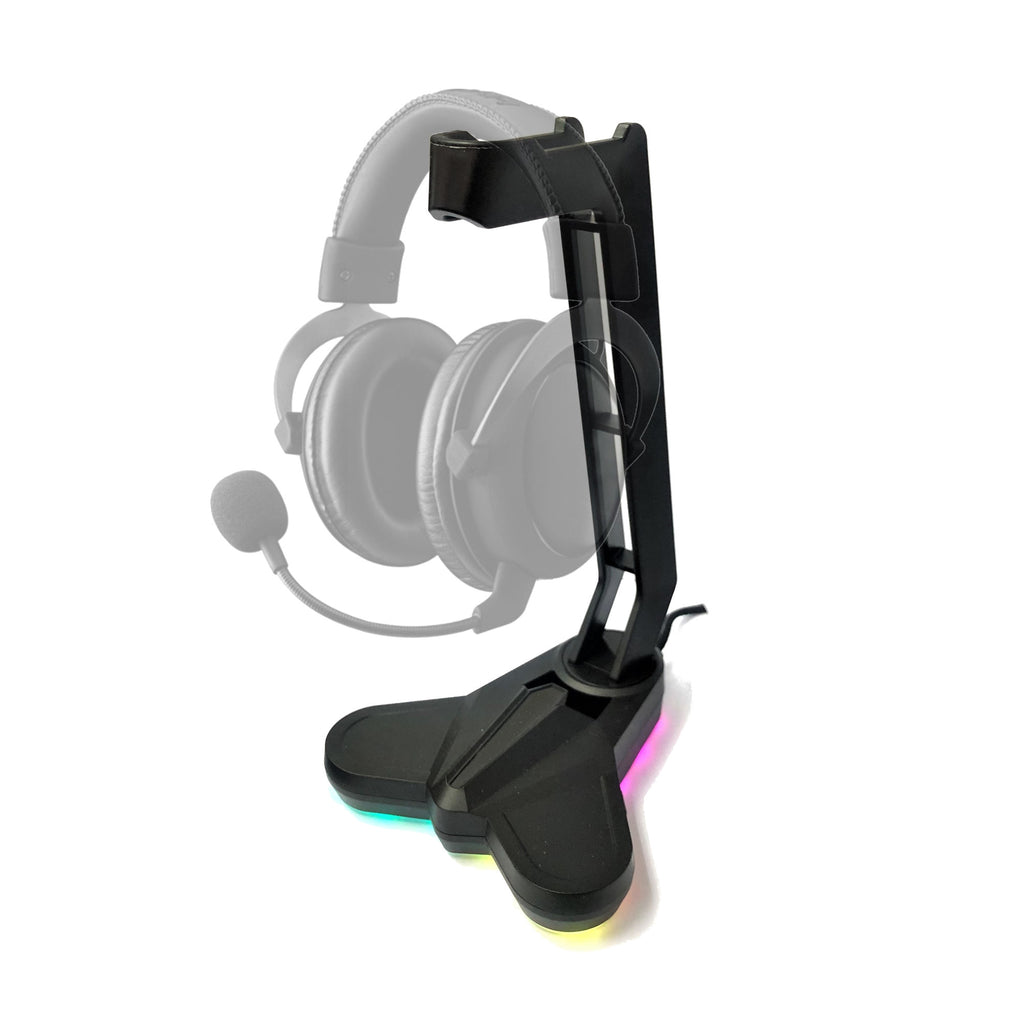 RGB HEADPHONE STAND [GS-HS-01] (Coming soon)
