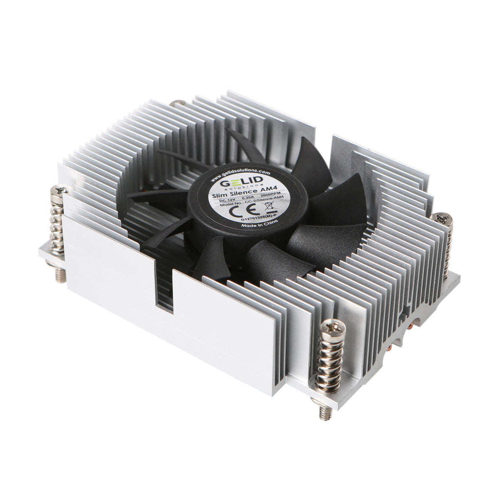 SLIM SILENCE AM4 CPU COOLER [CC-Ssilence-AM4]