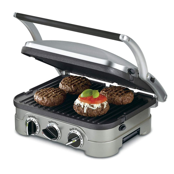 5-in-1 Griddler Indoor Grill