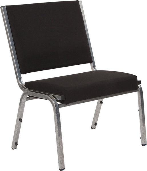 Gray Fabric Bariatric Chair