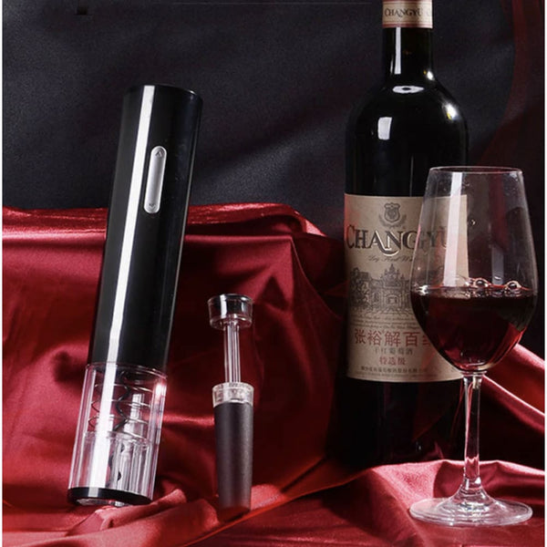 Automatic Corkscrew Wine Opener - Fun Items