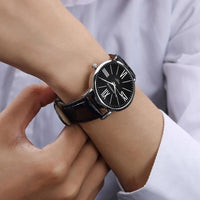 Business Style Quartz Watch Men Wrist Watches - Watches