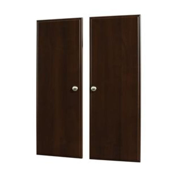 Deluxe Doors (pair) 35 - Truffle - Doors Drawers & Closests