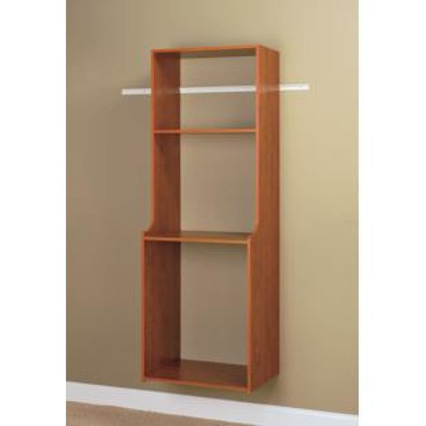 Hanging Hutch Kit - Natural Cherry - Closet Organizers & Systems