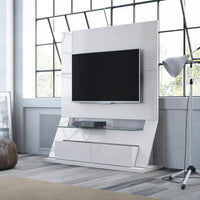 Intrepid Freestanding Theater Entertainment Center - TV Stands & Entertainment Centers