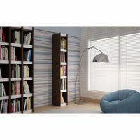 Manhattan Comfort Valuable Parana Bookcase 1.0 with 5-Shelves - Bookshelves & Bookcases