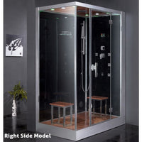Platinum DZ961F8 - Steam Showers (10 Year Warranty) - Right - Steam Showers