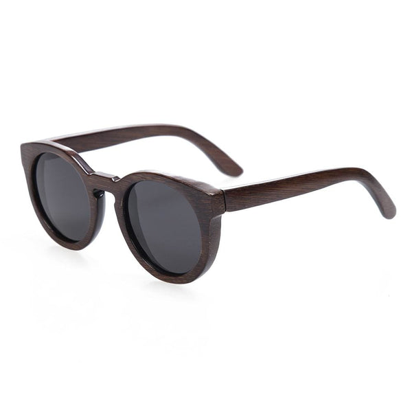 Polarized High Quality Bamboo New Fashion Frame Wooden Sunglasses - Sunglasses
