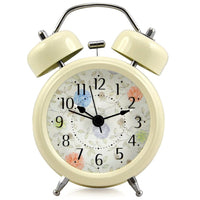 Retro Style Double Bell Traditional Alarm Clock - Alarm Clocks