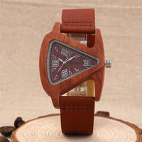 Sandalwood Wood Watch Luxury Quartz Watch - Watches
