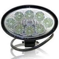 Stainless Steel Universal 5 Inch Work Light - LED Lights