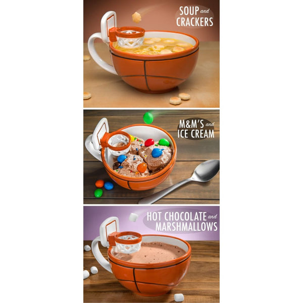 Super Cool Handcrafted Basketball Mug - Mugs & Cups