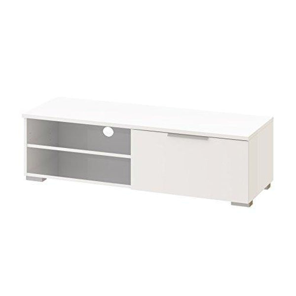 Tvilum Match TV Stand White High Gloss - TV Stands & Entertainment Centers