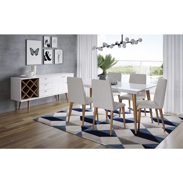 Utopia 7-Piece 62.99 and Catherine Dining Set - Dining Room & Kitchen Tables