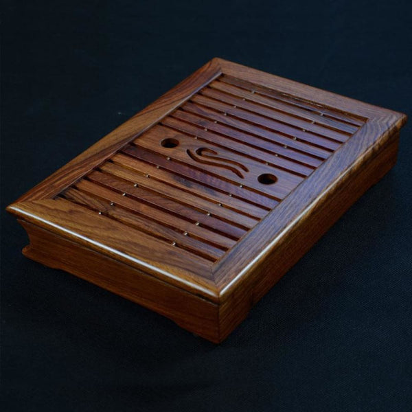 Wenge Teaboard - Bamboo Tables & Trays