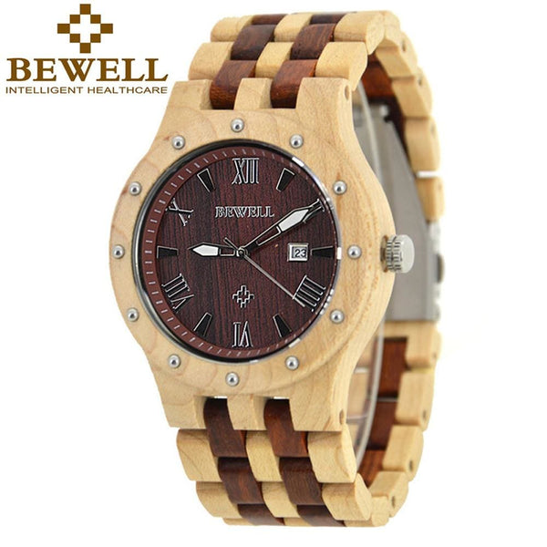 Wooden Relogio Mens Watch - Watches