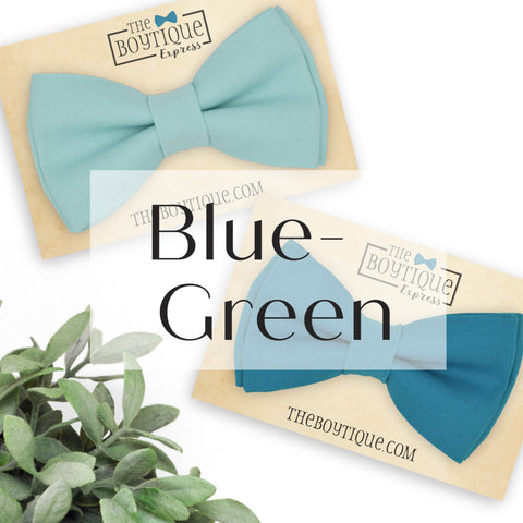 Blue-Green, Aqua and turquoise Sets