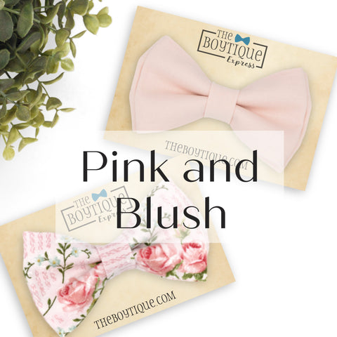Pink and Blush Sets