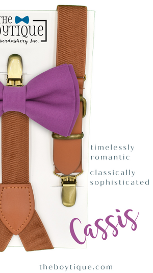 Cassis Bow Tie in PR9