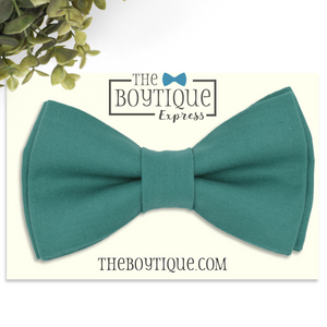 bluegrass green bow tie