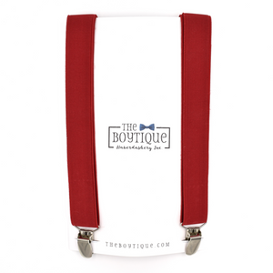 ruby red suspenders