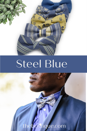 Steel Blue Collection