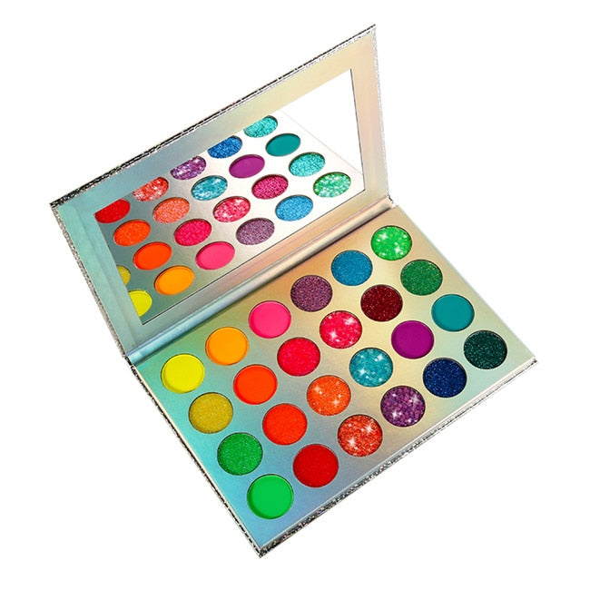 Pigmy-Glow In The Dark Pigment Palette