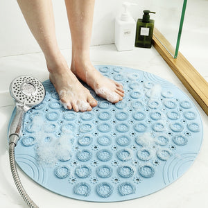 Bathroom Non-slip Massage Silicone Pad