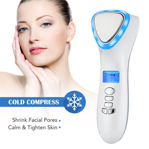 Hot Cold Facial Massager