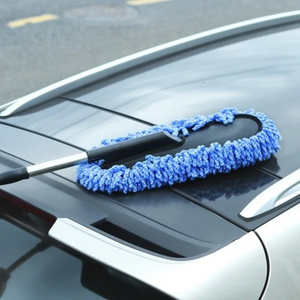 Retractable Car Brush