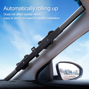 Retractable Windshield Sunshade Cover
