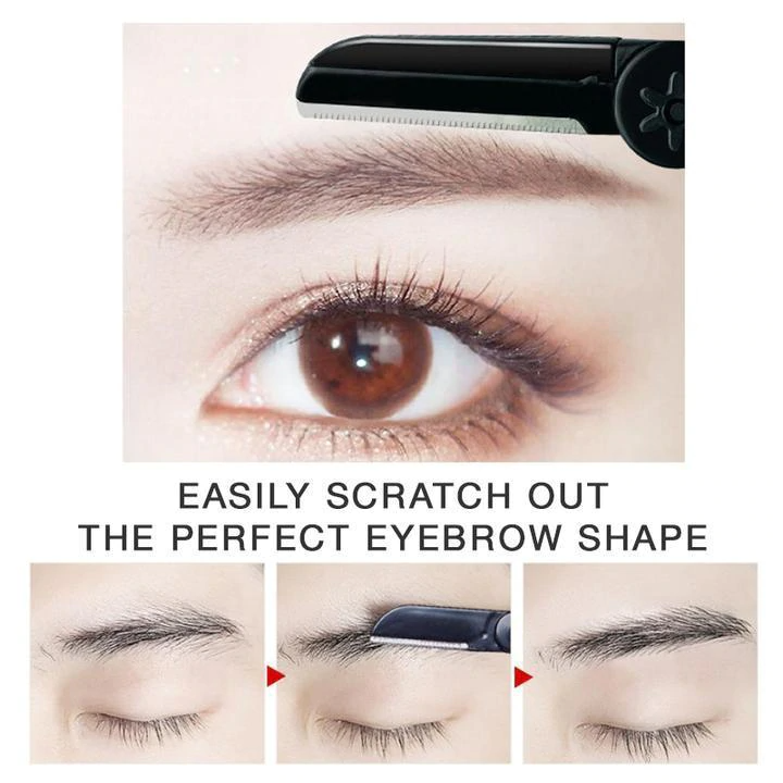 Pain Free Eyebrow Trimmer