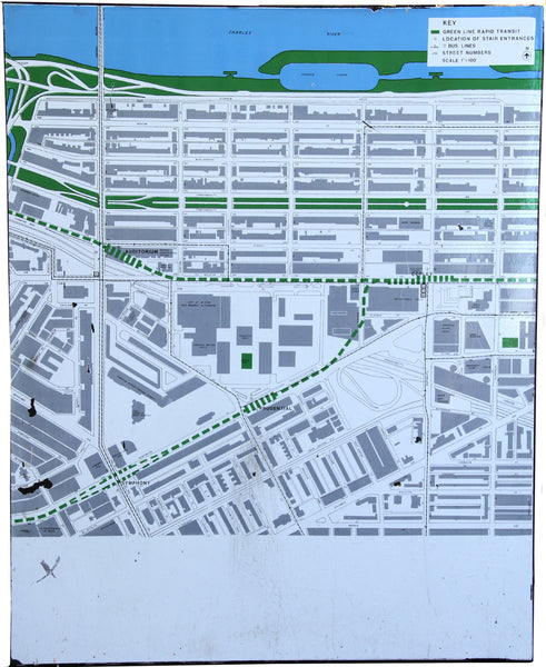 Copley Neighborhood Map