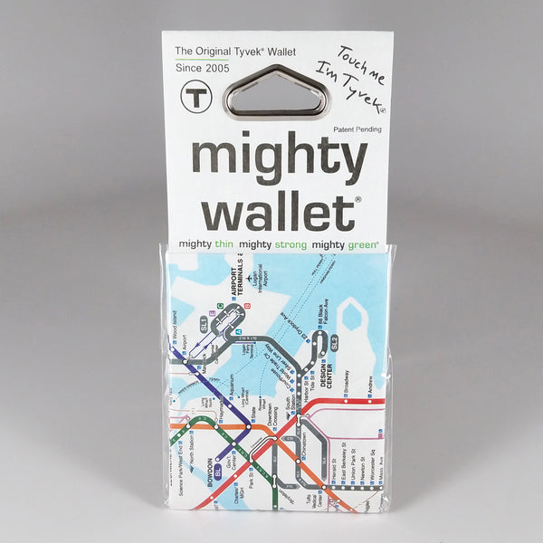 MBTA Mighty Wallet