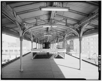 Northampton Station Main Canopy