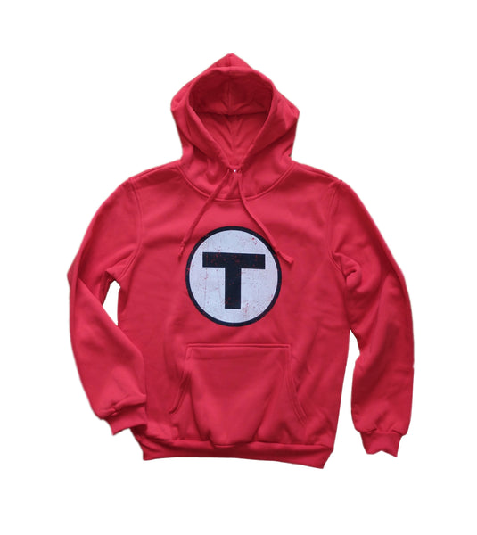 T Logo Hoodies (Adult/Unisex)