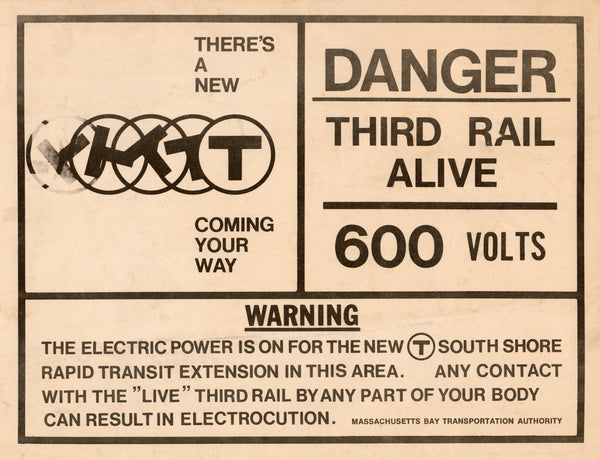 There's a New T Coming... Danger Third Rail