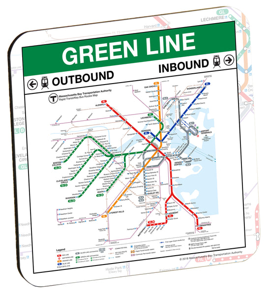 MBTA Green Line Coaster