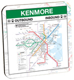 Kenmore Station Coaster