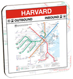 Harvard Station Coaster