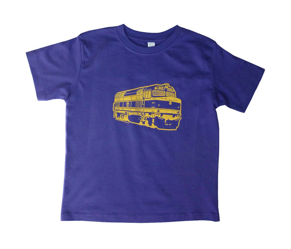 Commuter Rail Locomotive T-Shirt (Toddler/Youth)