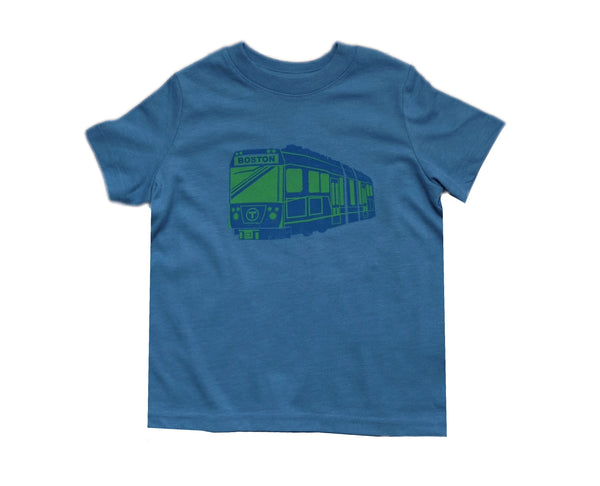 "Green Line ""Type 9 Trolley"" T-Shirt (Toddler/Youth)"
