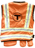 MBTA Construction Worker Kid's Costume Set