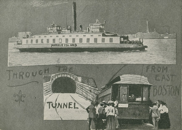 East Boston Tunnel and Ferry
