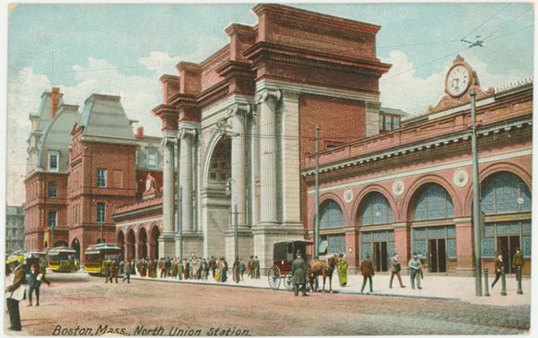 Union Station at Causeway Street