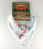 MBTA Map Bandana
