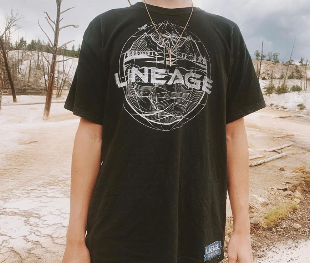 Earth Tee no tag